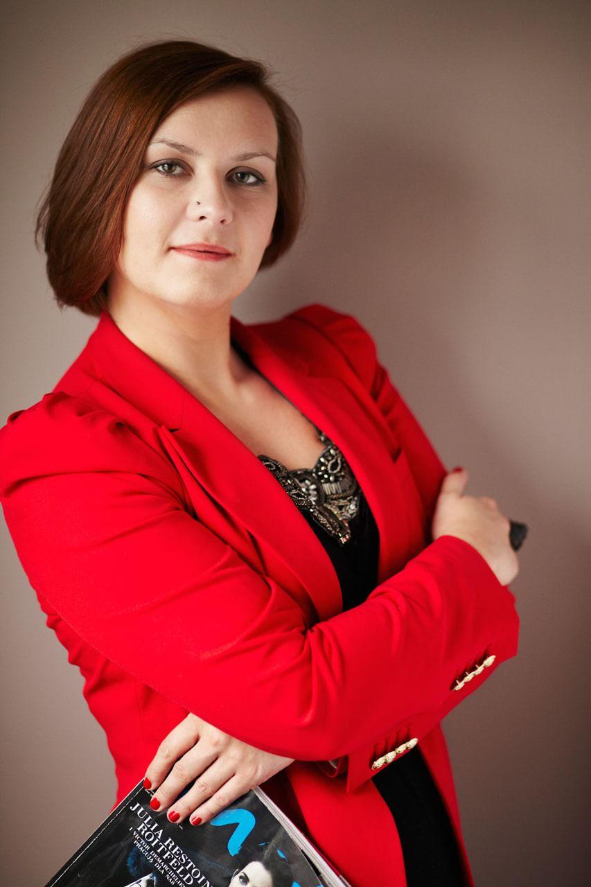 Basia Józefiak – personal shopper