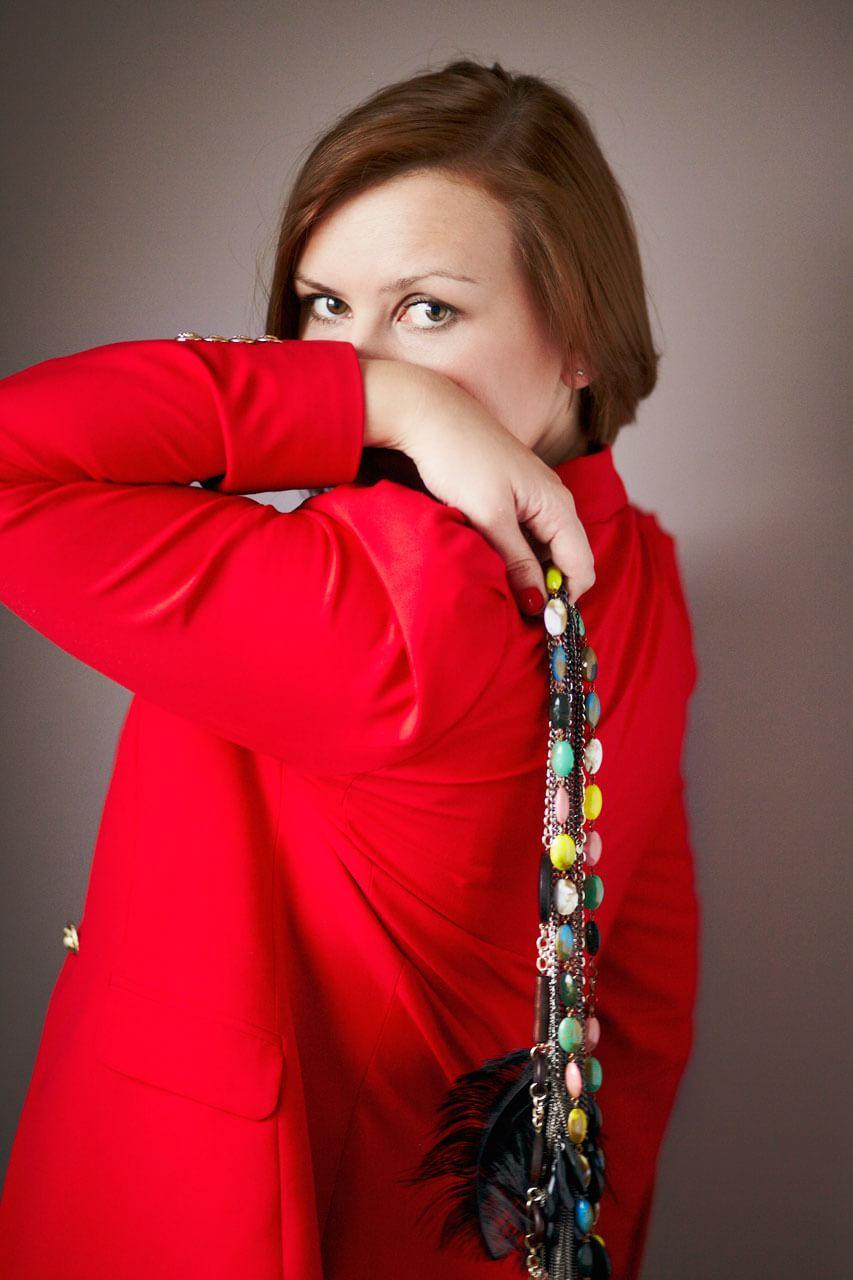 Basia Józefiak – osobista stylistka