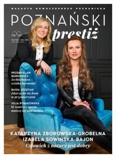 Sesja okładkowa dla magazynu Poznański Prestiż