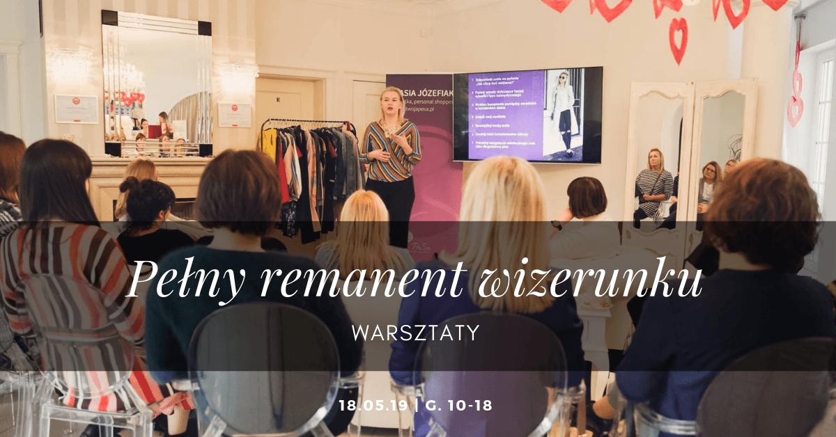 Zakupy ze stylistką - Poznań